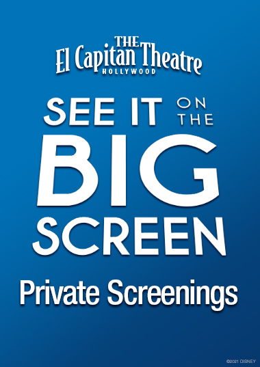 Private Screening - You Pick Poster