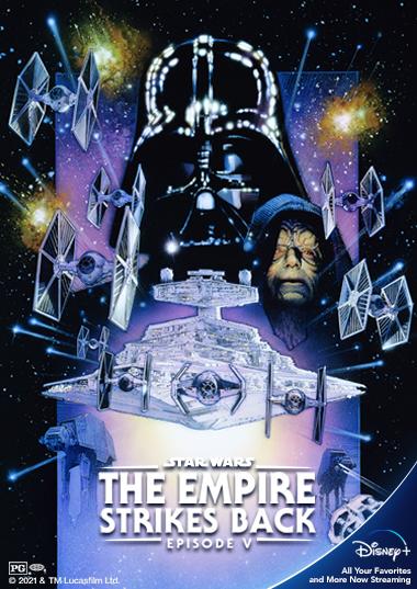 Star Wars V - The Empire Strikes Back Poster